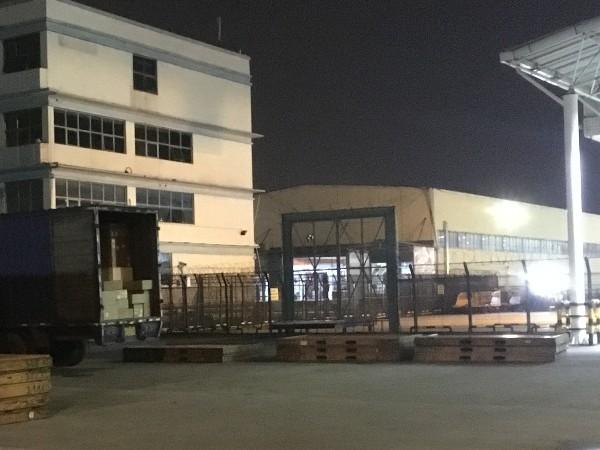 深圳货物发物流到中东DXB需要多少钱?