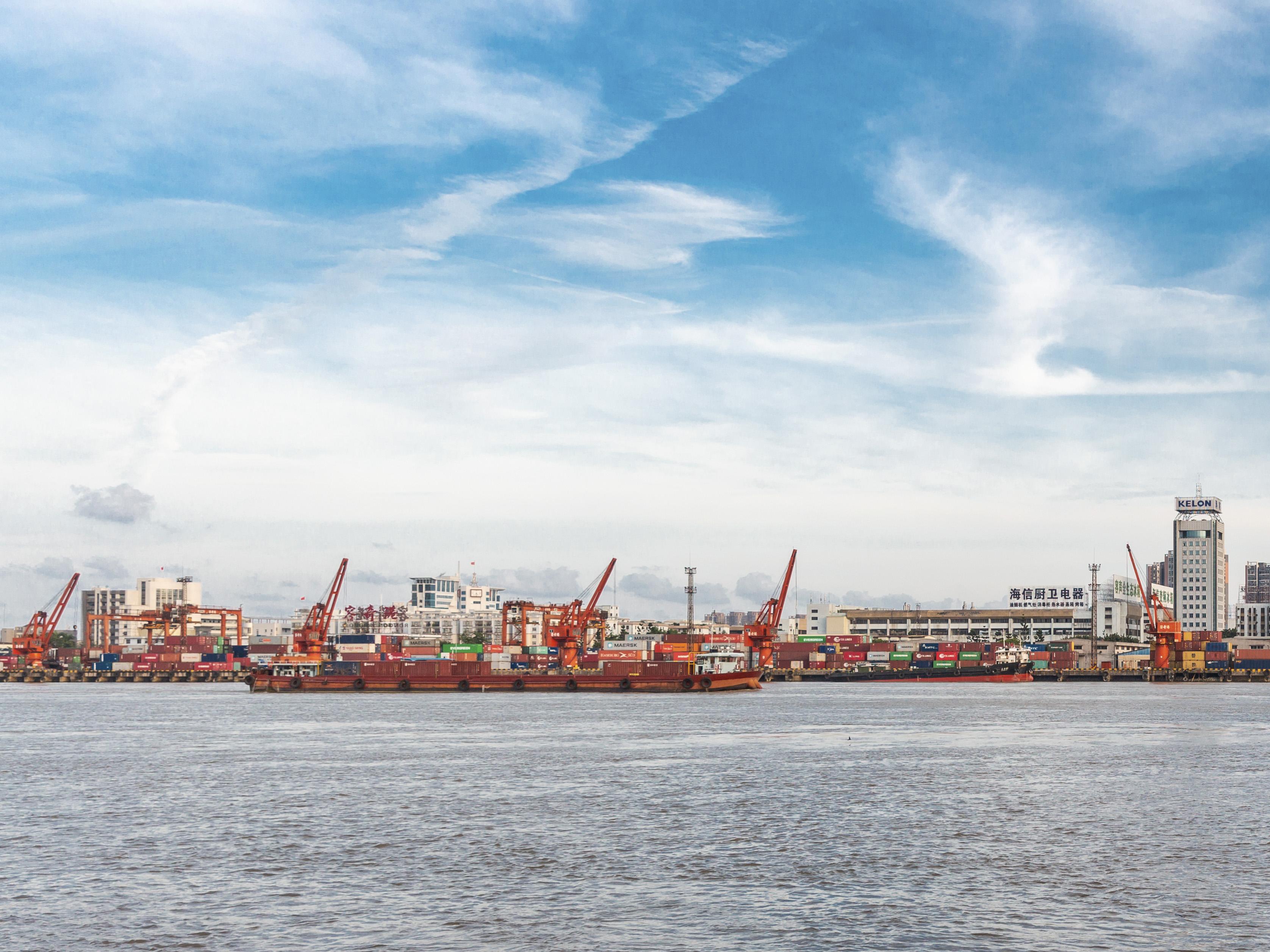 非洲海运重要港口