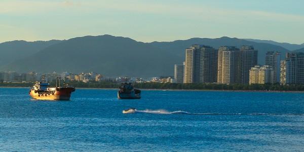联通阿联酋港口 广州港友好港增至51个