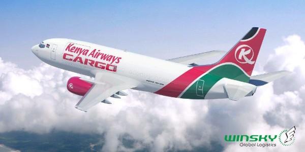 肯尼亚航空航线