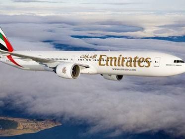阿联酋航空EK亚洲航线