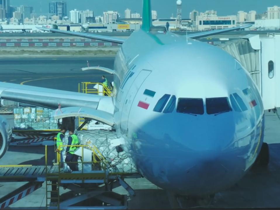 伊朗马汉航空W5欧洲航线