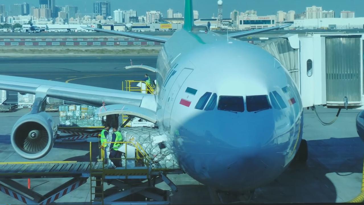 马汉航空A340-600截图 (2)