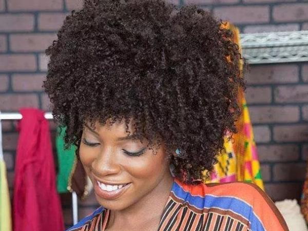 非洲女性头发的小秘密,长见识了