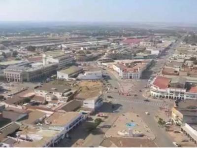 中国在非洲推广棉花种植