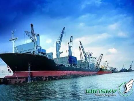 海运主要操作流程