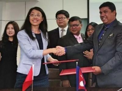 中国与尼泊尔将新增8个通航点或直飞北京