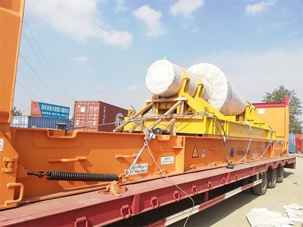 矿山机械设备出口到非洲案例