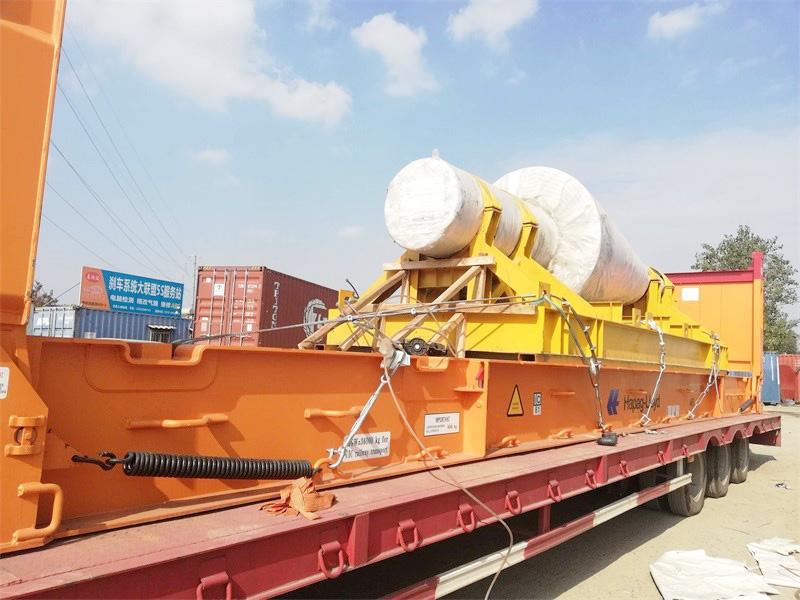 超重货物出口非洲已不是难题