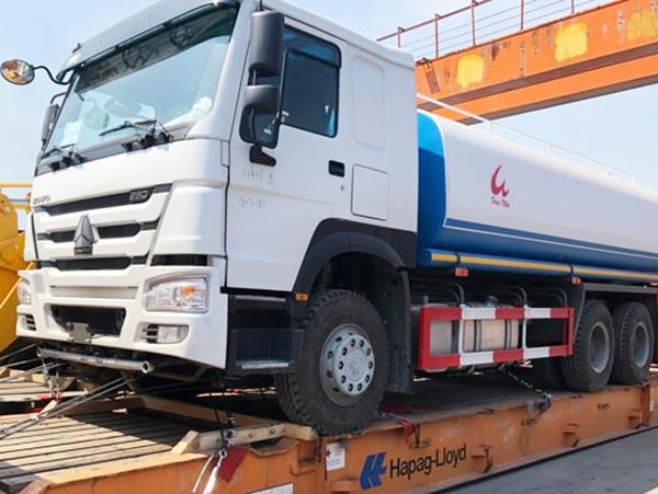 中国援外项目货出口都选择了广州威都物流