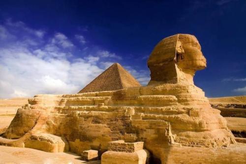 埃及女神像