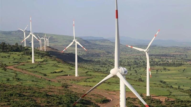 威都物流-ADAMA风电项目
