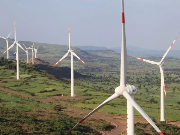 埃塞俄比亚阿达玛(ADAMA)风电项目