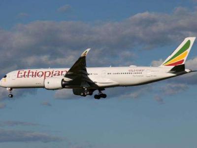 埃塞俄比亚航空ET在中国的航点