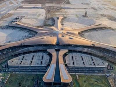 北京新机场商业首飞在即--北京大兴国际机场