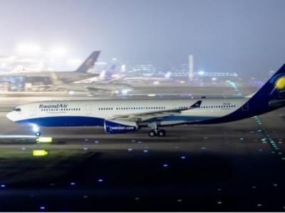 广州卢旺达航空WB因乘客核酸检测呈阳性航班熔断一周