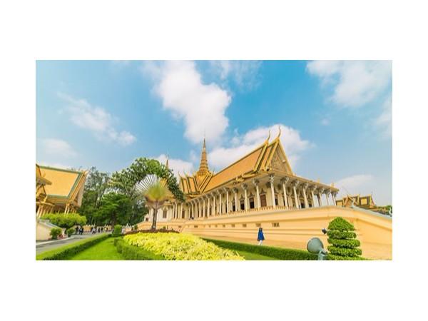 大气辉煌柬埔寨